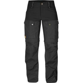 Fjällräven Keb Gaiter Pantaloni Donna, black